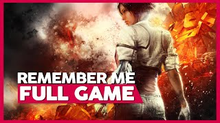 Remember Me | Full Gameplay/Playthrough | PC 60fps | No Commentary