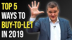 Buy-To-Let UK | Top 5 Ways to PROFITABLY Buy to Let in 2019