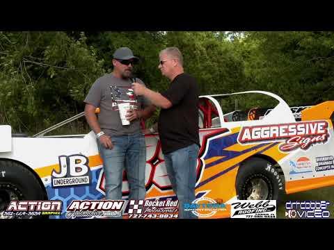 Chuck Cumby Interview, North Florida Speedway, 4/20/19