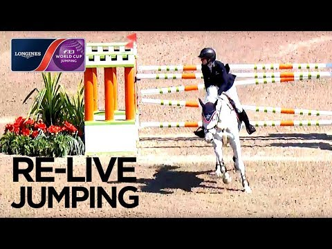 RE-LIVE | Guadalajara | Longines FEI World Cup™ Jumping NAL | Audi-Scappino Cup