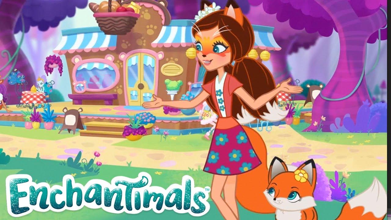 Download Enchantimals   Welcome to Everwilde