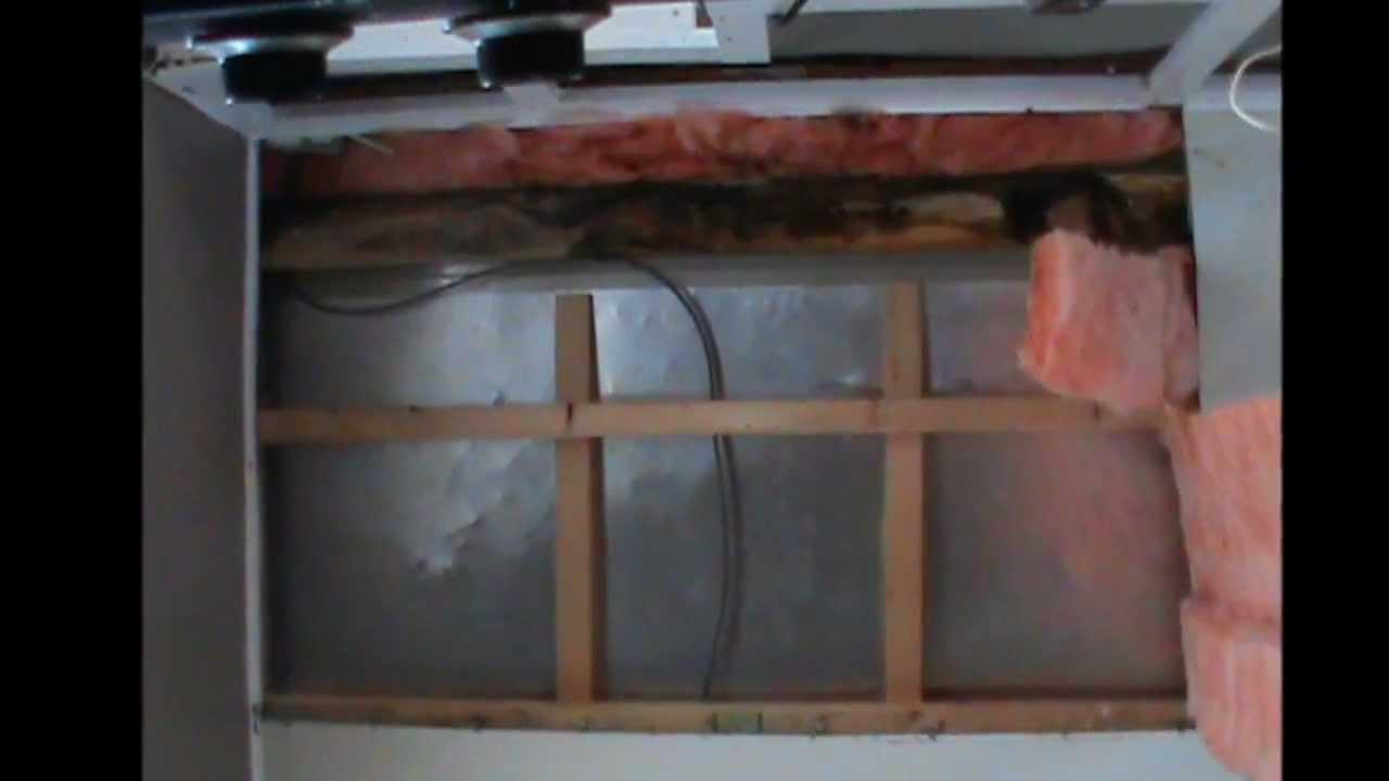 vr roulotte reparation page 40 a d g ts eaux du toit dans travers le plafond dans roulotte. Black Bedroom Furniture Sets. Home Design Ideas