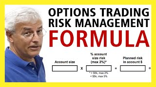 Bill Poulos & Profits Run Present: Options Trading Risk Management Formula (How Much To Trade)