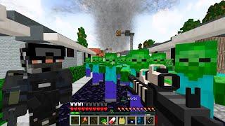 Пилигрим у Торнадо! День 139. Зомби Апокалипсис в Майнкрафт
