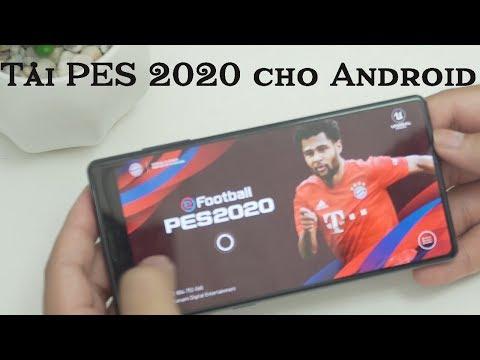 Hướng Dẫn Tải Pes 2020 : Game Bóng đá Cực Hot