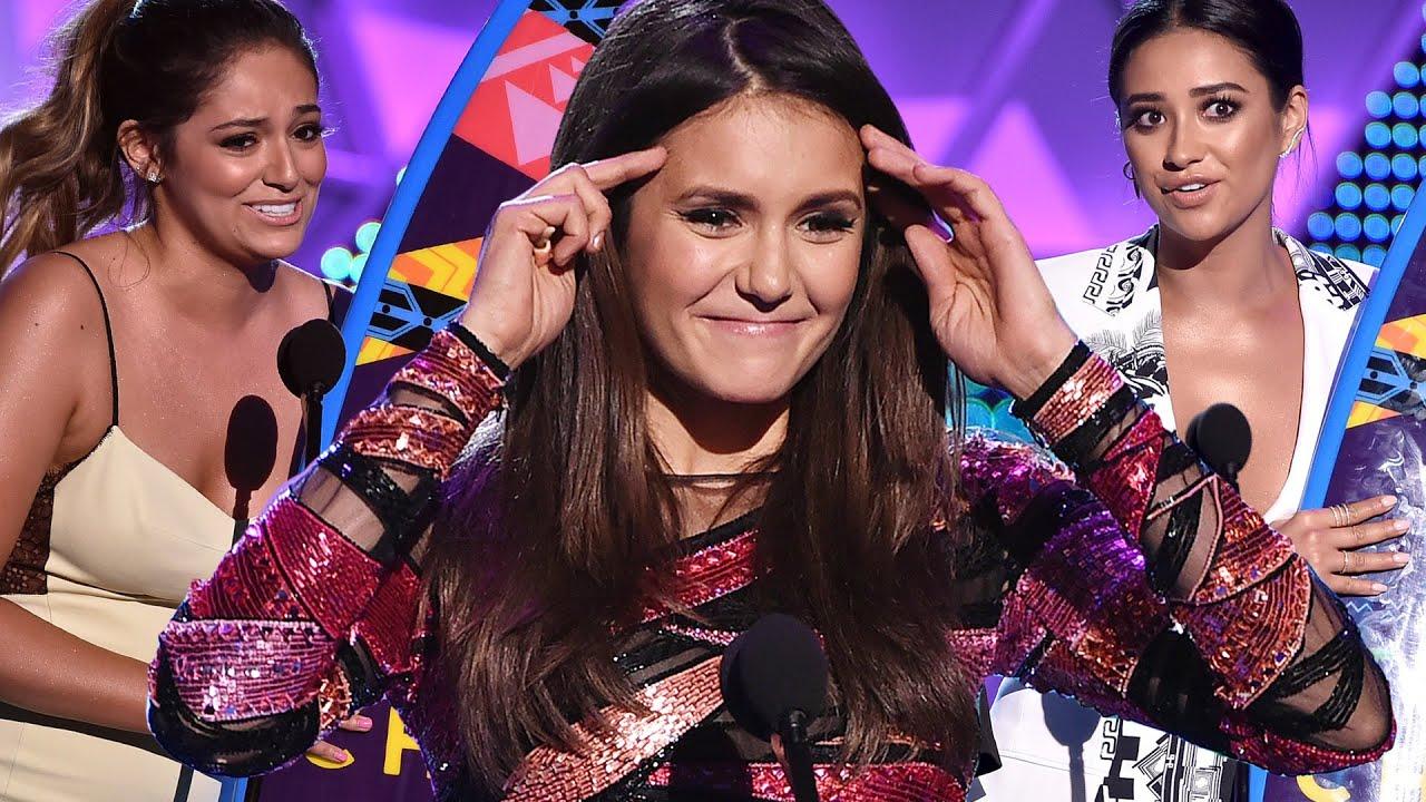 Fashion week Choice teen awards fashion recap for girls