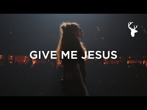Bethel Music Moment: Give Me Jesus - Steffany Gretzinger & Jeremy Riddle
