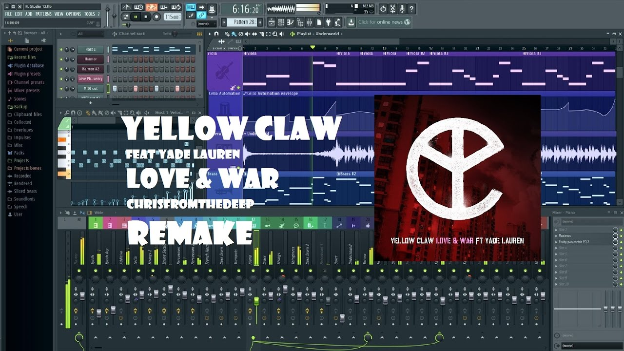 Yellow claw love war feat yade lauren chrisfromthedeep remake yellow claw love war feat yade lauren chrisfromthedeep remake flp stopboris Gallery