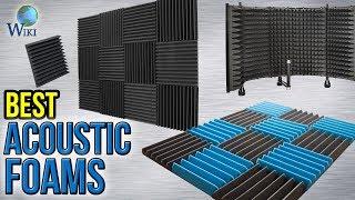 7 Best Acoustic Foams 2017