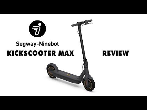 Ninebot Kickscooter Max / A good value?