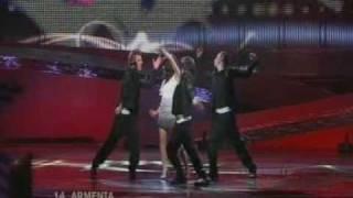 Eurovision 2008 Armenia Sirusho Qele