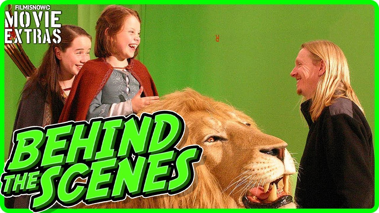 Download THE CHRONICLES OF NARNIA: THE LION, THE WITCH AND THE WARDROBE (2005) | Behind the Scenes of Movie