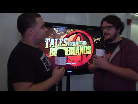 Tales From the Borderlands Interview - Talking Cinematics and Storytelling with Telltale Games