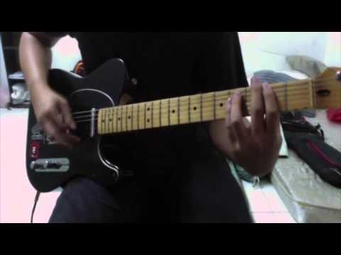 Dewa 19 - Pangeran Cinta (guitar cover)