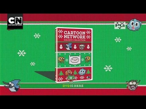 Cartoon Network Holiday Collection DVD | Cartoon Network