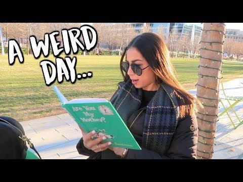 A Weird Day In Dallas.. | Jeanine Amapola