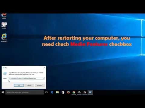How To Fix Windows Media Player Server Execution Failed Error In Windows 10/8/8.1/7