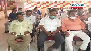 Preparatory Meet For Jagara Jatra  Of Lord Lingaraj