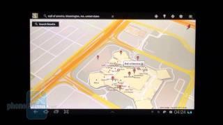 Google Maps 6.0 with indoor navigation overview