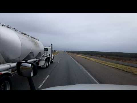 Bigrigtravels Live! - Laredo to Jarrell, Texas - Interstate 35 - January 16, 2017