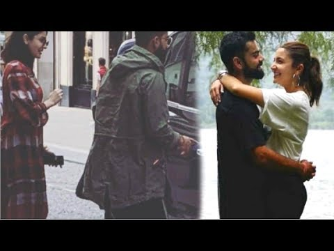 Virat Kohli Takes Anushka Sharma On ROMANTIC Date Before India Vs Afghanistan Match