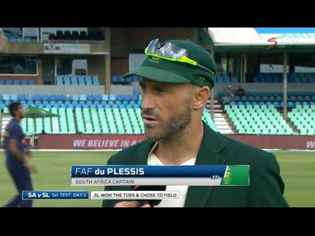 South Africa vs Sri Lanka | 1st Test | Day One Match Build up