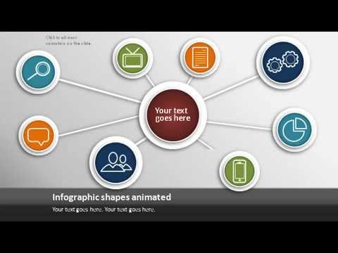 Animated business and finance powerpoint template youtube toneelgroepblik