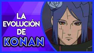 Naruto: Historia y Evolución de KONAN