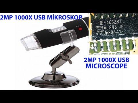 2MP USB MINI DIGITAL MICROSCOPE. 2MP 1000X USB MİNİ DİJİTAL ELEKTRONİK MİKROSKOP