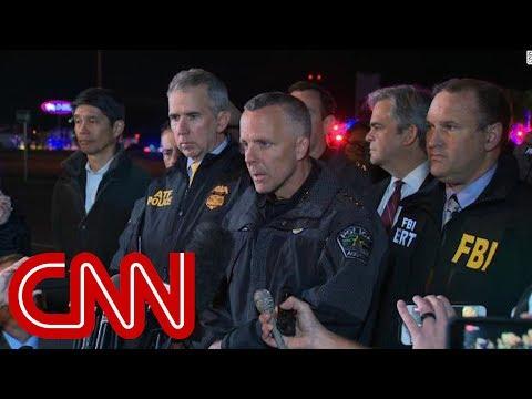 Police: Austin bombing suspect kills himself with explosive device