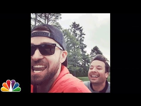 Justin Timberlake and Jimmy Fallon Go Bro...