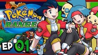 Pokemon Ranger Part 1 Ranger Voltsy! Gameplay Walkthrough