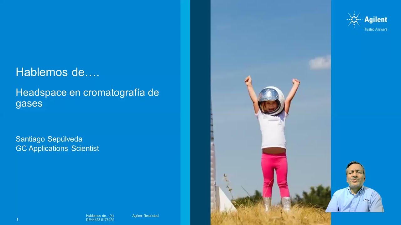 Hablemos de... Headspace | Agilent En Español