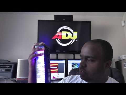 ADJ Mega Go Bar 50, by American DJ, Battery Powered Up Light, Bright!