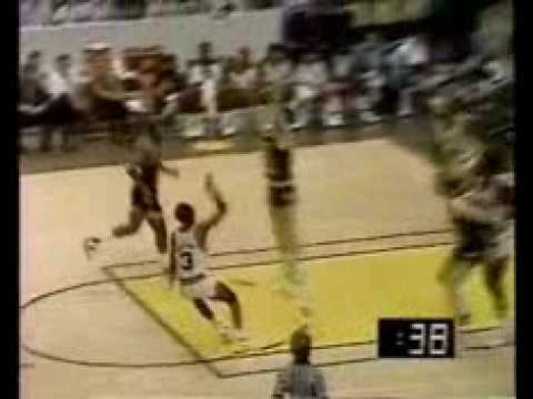 Len Bias Highlights vs West Virginia 1984