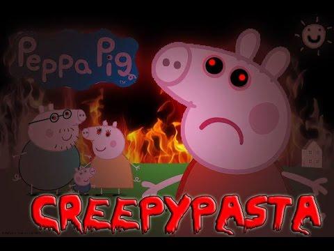 El verdadero origen de peppa pig youtube - Peppa cochon a la plage ...