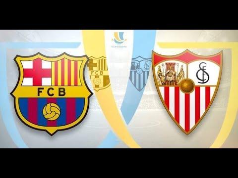 Live Streaming Barcelona Vs Sevilla