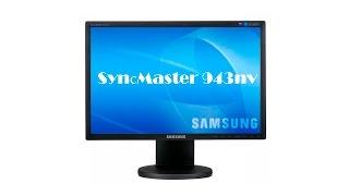 Монитор Samsung SynсMaster 943nv типичные неисправности - Обзор