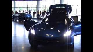Chevrolet Corvette Stingray Premiere Edition Convertible 2014 Videos