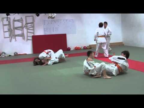 Judo šola - utrinki 2015