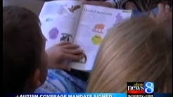 Autism coverage becomes law in Mich.
