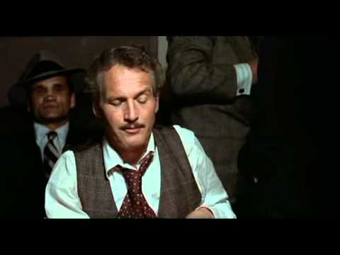 """Classic Poker Scene - The Sting, Paul Newman - """"You won't be able to get a game of jacks"""""""