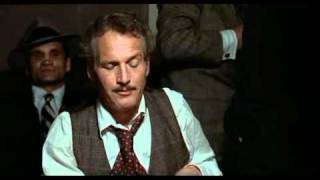 "Classic Poker Scene - The Sting, Paul Newman - ""You won"