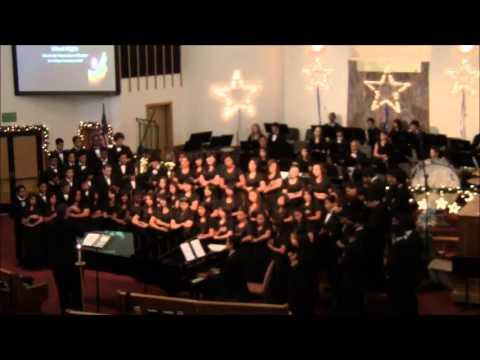San Diego Academy Christmas Program '12