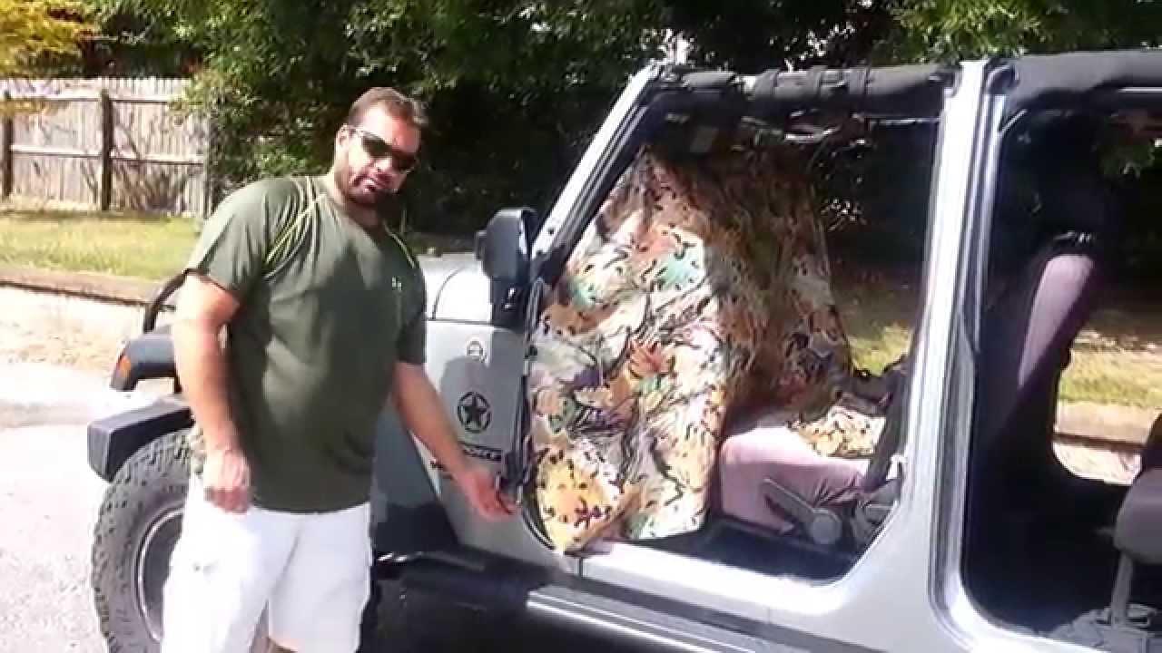 Jeep Wrangler Jk >> Jeep Wrangler JK Dash Cover - YouTube