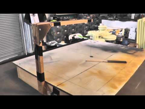 BUA - My Hot Wire Cutting Table