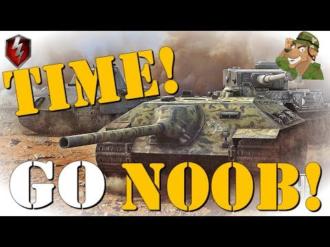 Time! Go Noob! | World of Tanks Blitz [2019] thumbnail