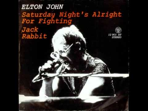 Saturday night is alright (for fighting) - Elton john - Faus