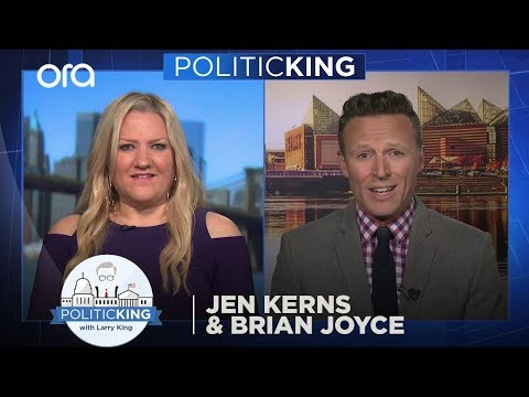 Jen Kerns and Brian Joyce discuss social media bias