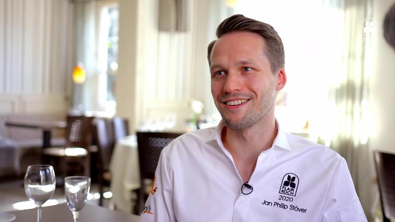 Jan Philip Stover Vom Flair Hotel Zur Eiche Ist Flair Koch Des Jahres 2020